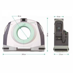 Мобильный компьютерный томограф BodyTom NeuroLogica