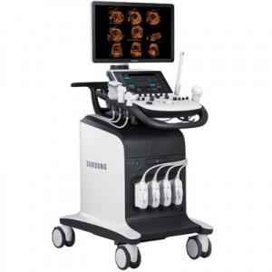 WS80 - ультразвуковой сканер Samsung Medison (новая модель)